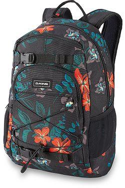 backpack Dakine Grom - Twillight Floral - girl´s