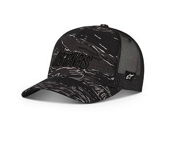 šiltovka Alpinestars Tropic Trucker - Charcoal/Black