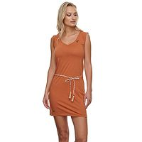 Kleid Ragwear Slavka - 6024/Cinnamon - women´s