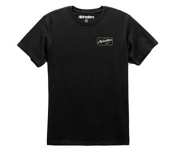tričko Alpinestars Turnpike Premium - Black