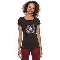 T-shirt Ragwear Florah - 1012/Black Uni