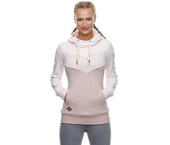 mikina Ragwear Trega - 4043/Pink