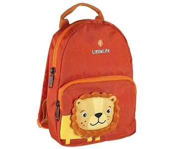 batoh Littlelife Friendly Faces Toddler - Lion
