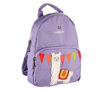 batoh Littlelife Friendly Faces Toddler - Llama