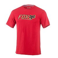 T-Shirt Fox Cntro Tech - Chilli - men´s