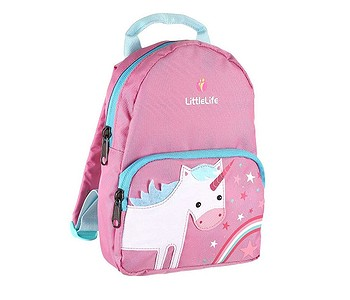 batoh Littlelife Friendly Faces Toddler - Unicorn
