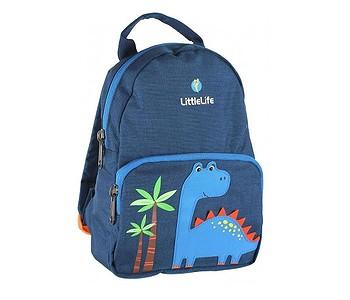 batoh Littlelife Friendly Faces Toddler - Dinosaur
