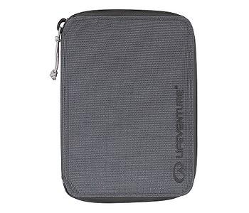 peněženka Lifeventure RFiD Mini Travel Recycled - Grey