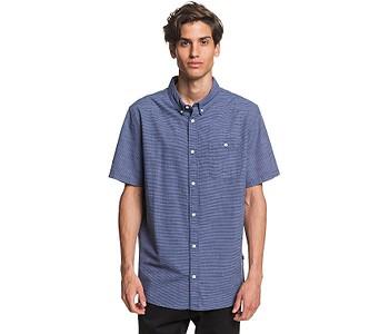 košile Quiksilver Firefall Regular - BKJ0/Stone Wash