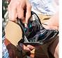 taška Lifeventure RFiD Travel Neck Pouch Recycled - Grey