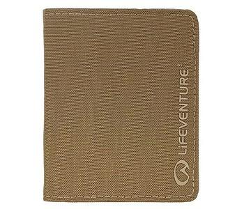 peněženka Lifeventure RFiD Recycled - Mustard