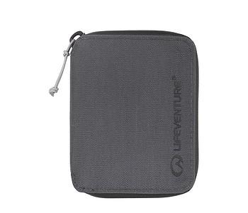 peněženka Lifeventure RFiD Bi-Fold Recycled - Grey