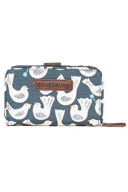 peněženka Brakeburn Geo Birds - Blue