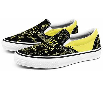 boty Vans Skate Slip-On - Spongebob/Gigliotti
