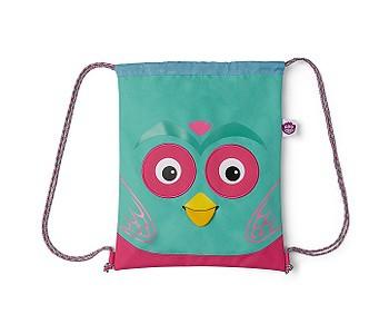 vak Affenzahn Owl - Turquoise