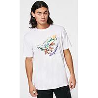 T-shirt Oakley Jupiter Frog - White