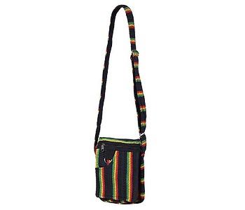 taška Sittar Jalur - Rasta Black