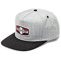 czapka z daszkiem Independent O.G.B.C. Rigid Snapback - Charcoal Heather/Black
