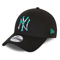 Kappe New Era 9FO Infill MLB New York Yankees - Black - men´s