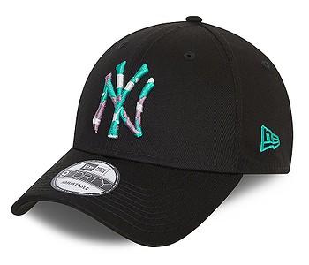 kšiltovka New Era 9FO Infill MLB New York Yankees - Black