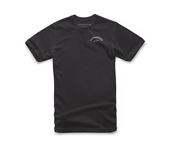 tričko Alpinestars Arced - Black