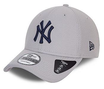 kšiltovka New Era 9FO Alt Team Diamond Era MLB New York Yankees - Grey