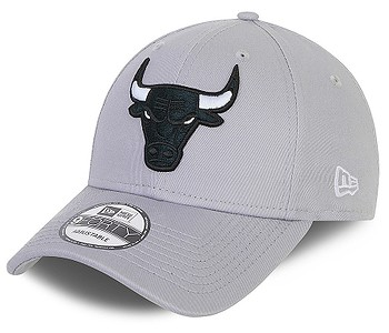 kšiltovka New Era 9FO Grayscale NBA Chicago Bulls - Grey