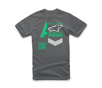 tričko Alpinestars Label - Charcoal