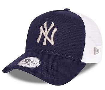 kšiltovka New Era 9FO AF Diamond Era Trucker MLB New York Yankees - Navy/Stone
