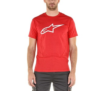 tričko Alpinestars Ageless Classic - Red/White