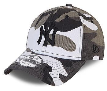 kšiltovka New Era 9FO Camo Pack MLB New York Yankees - Urban Camo