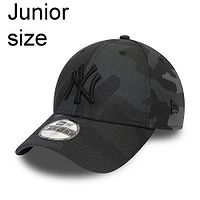 cap New Era 9FO The League Ess. MLB New York Yankees Youth - Midnight Camo/Black - unisex junior