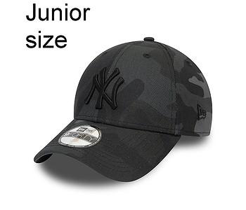 kšiltovka New Era 9FO The League Ess. MLB New York Yankees Child - Midnight Camo/Black