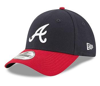 kšiltovka New Era 9FO The League MLB Atlanta Braves - Team Game