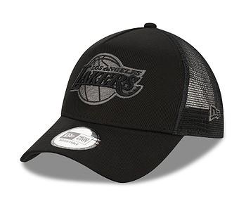 kšiltovka New Era 9FO AF Bob Team Trucker NBA Los Angeles Lakers - Black/Black