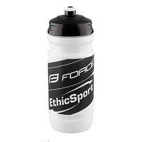 Butelka do picia FORCE Ethic Sport 600 - White/Black