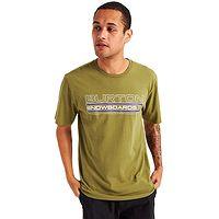 camisa Burton Hiddenmeadow - Martini Olive - men´s