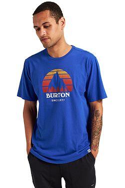 tričko Burton Underhill - Cobalt