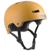 helmet TSG Evolution Solid Color - Satin Yellow Ochre