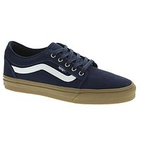 sapatos Vans Chukka Low Sidestripe - Navy/Gum - men´s
