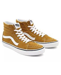 boty Vans Sk8-Hi - Golden Brown/True White