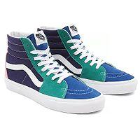 scarpe Vans Sk8-Hi - Retro Court/Multi/True White