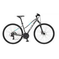 bicicletta GT Transeo Comp - Gray - women´s