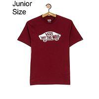 T-Shirt Vans OTW - Pomegranate - boy´s