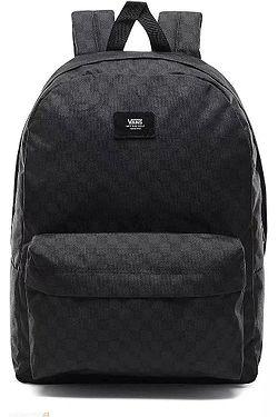 backpack Vans Old Skool Check - Black/Charcoal