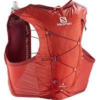 Rucksack Salomon Active Skin 4 Set - Valiant Poppy/Red Dahlia