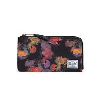 wallet Herschel Jack Large RFID - Watercolor Floral - women´s