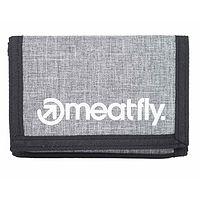 Brieftasche Meatfly Huey - Grey Heather