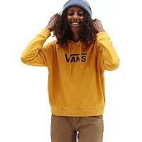 Sweatshirt Vans Flying V FT Boxy - Golden Glow - women´s