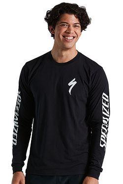 tričko Specialized Specialized LS - Black